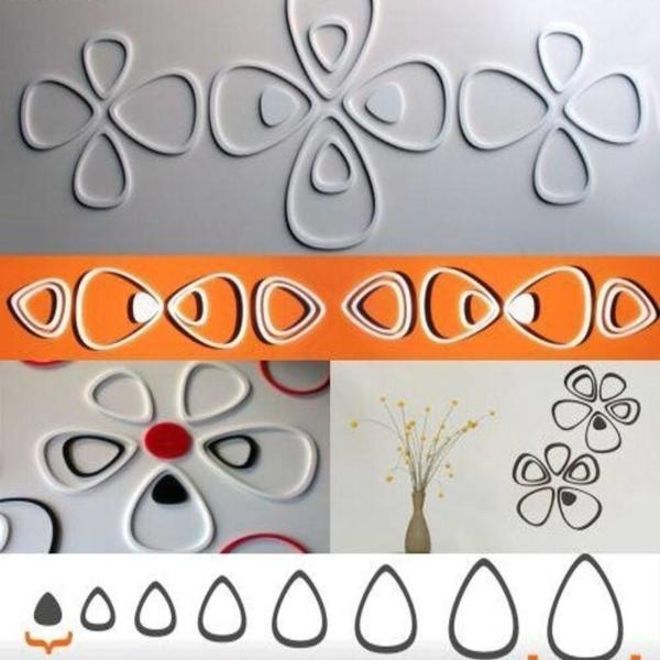 Artículos decorativos en metacrilato