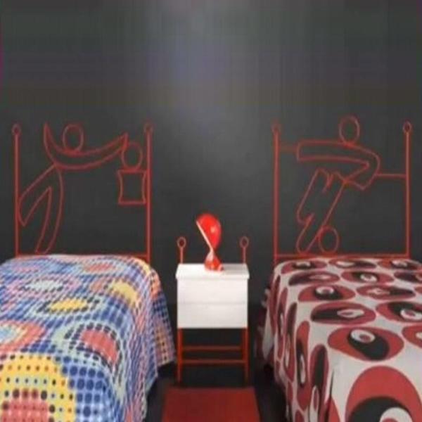 Cabezales cama personalizados en metacrilato