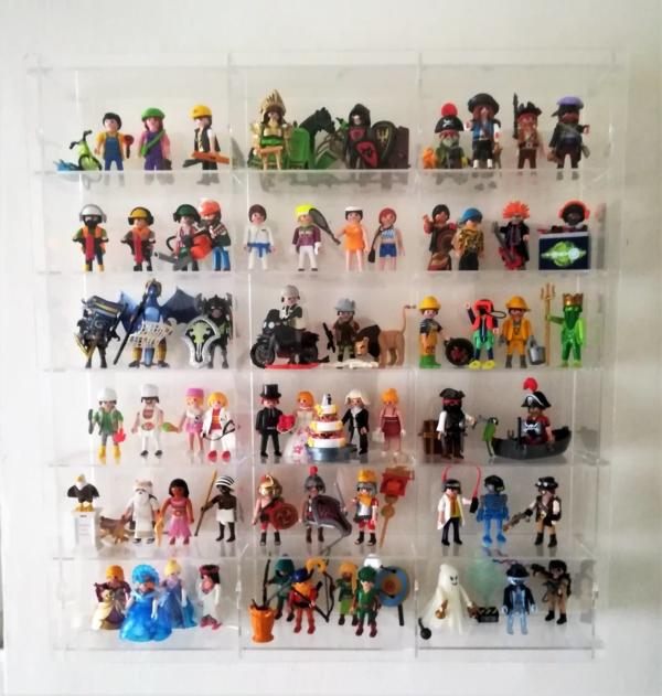 Vitrina Playmobil