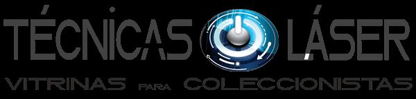 Técnicas Laser Vitrinas para coleccionistas